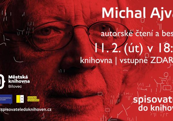 Spisovatelé do knihoven: Michal Ajvaz