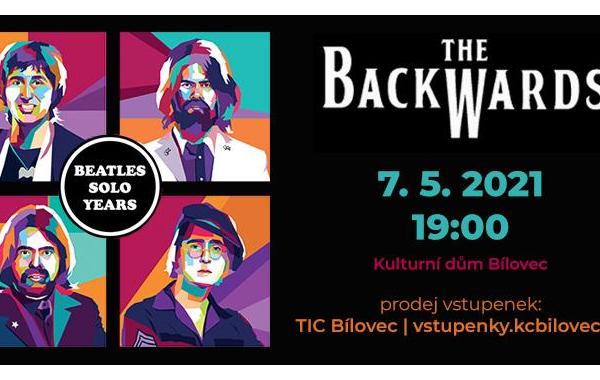 The Backwards: World Beatles Show v programu BEATLES SOLO YEARS
