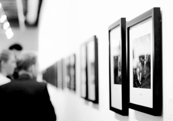 Výstavní fundus pro krátkodobé výstavní projekty Muzea Bílovec