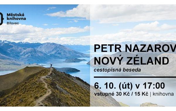 Petr Nazarov: NOVÝ ZÉLAND
