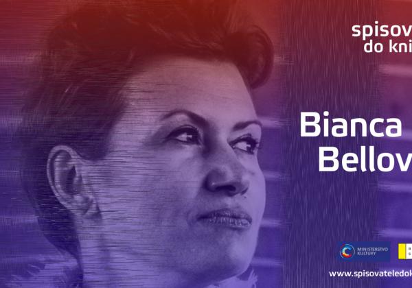 Spisovatelé do knihoven: Bianca Bellová